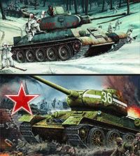 T-34 1:16