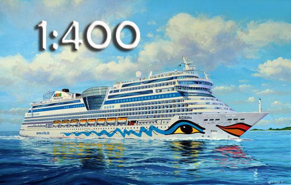 1:400 Schiffe