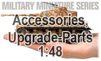 Modellbausätze Maßstab 1:48/Scalemodel Kits 1/48 Scale Tamiya