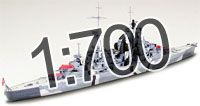 1:700 Schiffsmodelle