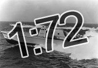 1:72 ship models