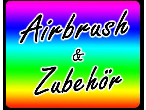Airbrush und Zubehoer