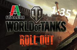 Italer World of Tanks Rollout