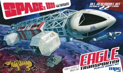 Space 1999 / Mondbasis Alpha 1 - Eagle Transporter - 1:48