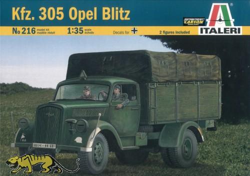 Kfz. 305 - Opel Blitz - 1:35