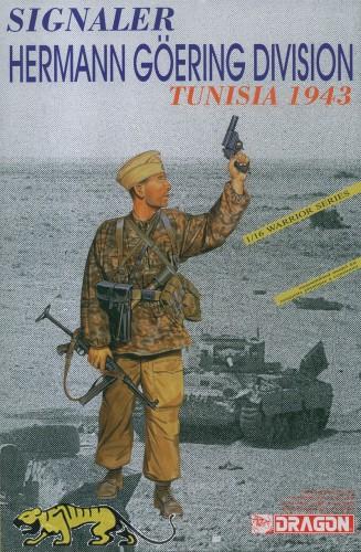 Signalgeber Hermann Göring Division - Tunesien 1943 - 1:16
