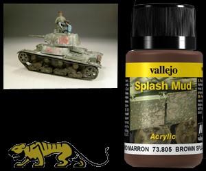 Weathering Effects 73805 - Brown Splash Mud