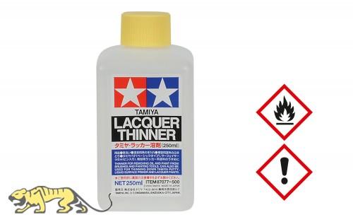 Tamiya Lacquer Thinner - 250ml