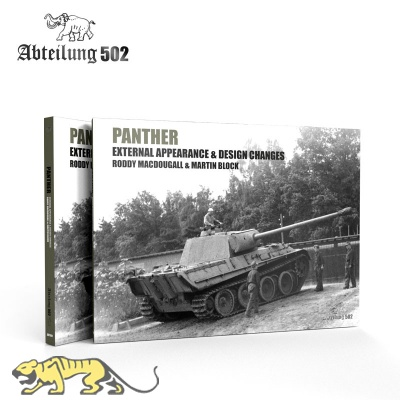 Panther External Appearance & Design Changes