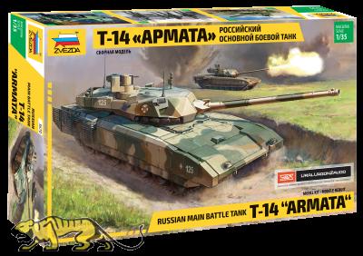 Russischer Hauptkampfpanzer T-14 - Armata - 1:35