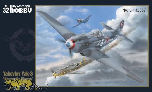Yakolev Yak-3 - Normandie Niemen - Hi Tech