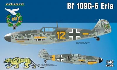 Messerschmitt Bf 109 G-6 - Erla - Weekend Edition