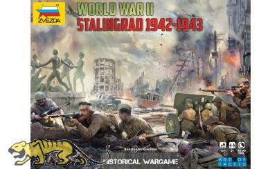 World War II - Stalingrad 1942 - 1943 - Historisches Wargame