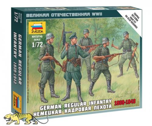 Deutsche Wehrmacht Infanterie 1939-1943 - 1:72