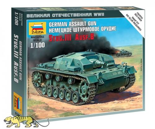 Sturmgeschütz III Ausf. B - 1:100