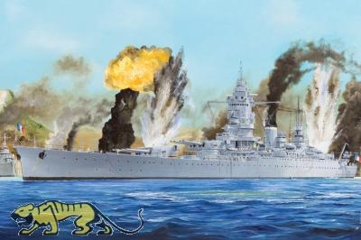 Französisches Schlachtschiff Dunkerque