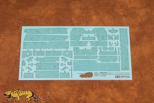 Zimmeritset für Tamiya Elefant - 32589