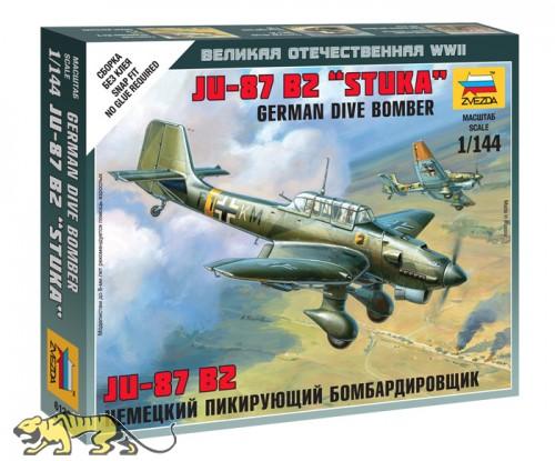 Junkers Ju 87 B-2 - Stuka - Deutscher Sturzkampfbomber