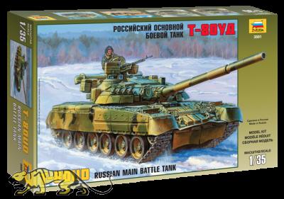 Russischer Hauptkampfpanzer T-80UD - 1:35