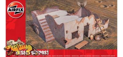 Außenposten - Nord Afrika / Desert Outpost - Diorama Set