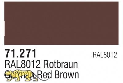 Model Air 71271 - Rotbraun / German Red Brown RAL8012