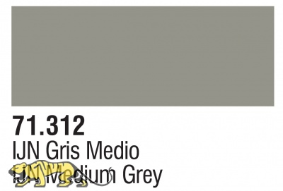 Model Air 71312 - IJN Mittelgrau / Medium Grey