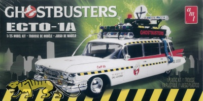 ECTO-1A - Ghostbusters - 1/25