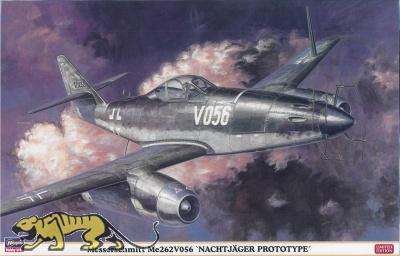 Messerschmitt Me 262 V056 - Nachtjäger Prototyp - 1:32