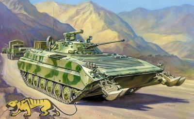 BMP-2D - Soviet IFV - Afghanistan 1979-1989 - 1:35