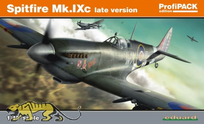 Supermarine Spitfire Mk. IXc späte Version - Profi Pack