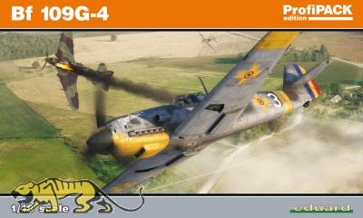 Messerschmitt Bf 109 G-4 - Profipack