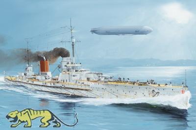 SMS Seydlitz - Schlachtkreuzer - Deutsche Kaiserliche Marine - 1:350
