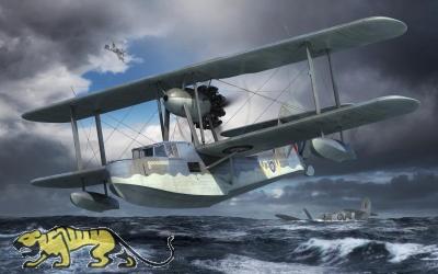 Supermarine Walrus Mk. I - 1:48