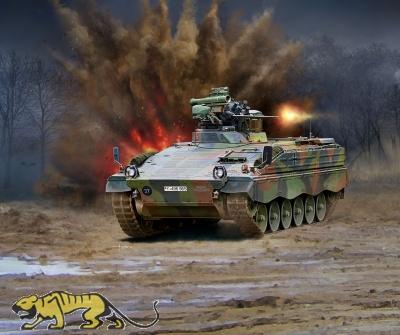 SPz Marder 1A3 - Bundeswehr