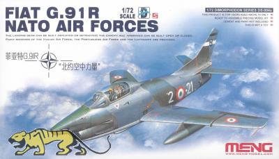Fiat G.91 R - Nato Air Forces - 1:72
