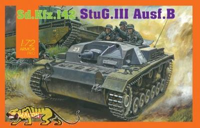 StuG. III Ausf. B - Sd.Kfz. 142 - 1:72