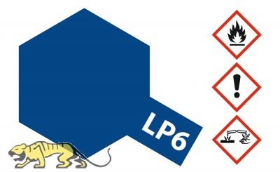 Tamiya LP-6 Blau Pur - Glänzend - 10ml