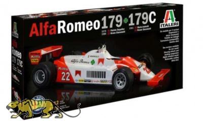 Alfa Romeo 179 / 179C - 1:12