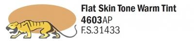 Italeri Acrylic 4603AP - Hautfarbe Warm Matt - Flat Skin Tone Warm Tint - FS31433 - 20ml