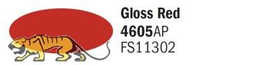 Italeri Acrylic 4605AP - Rot glänzend / Gloss Red - FS11302 - 20ml