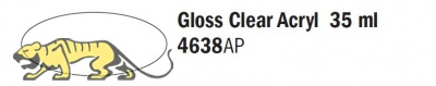Italeri Acrylic 4638AP - Klarlack glänzend / Gloss Clear - 35ml