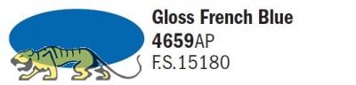 Italeri Acrylic 4659AP - Französisch Bau glänzend / Gloss French Blue - FS15180 - 20ml