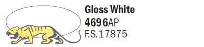 Italeri Acrylic 4696AP - Weiss glänzend / Gloss White - FS17875 - 20ml