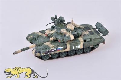 Russischer Kampfpanzer T-90 Kubinka - Fertigmodell - 1:72