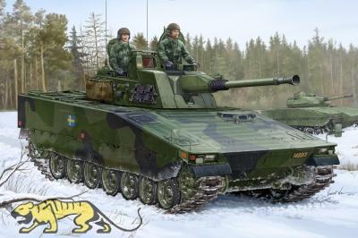 Schwedischer Panzer CV90-40 IFV - 1:35