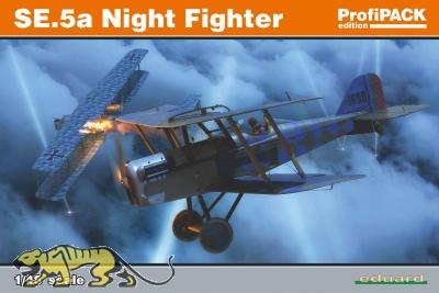 SE.5a - Night Figter - Profi Pack - 1:48