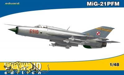MiG 21 PFM - Weekend Edition - 1:48