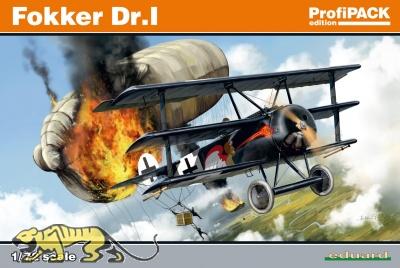 Fokker Dr. I - Profipack - 1:72