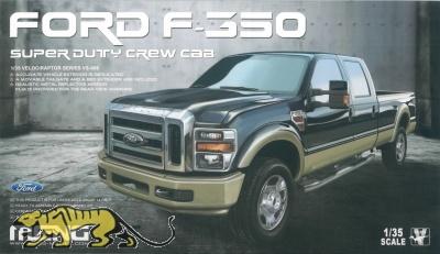 Ford F-350 - Super Duty Crew Cab - 1:35