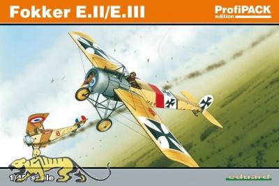 Fokker E. III - Profipack - 1:48